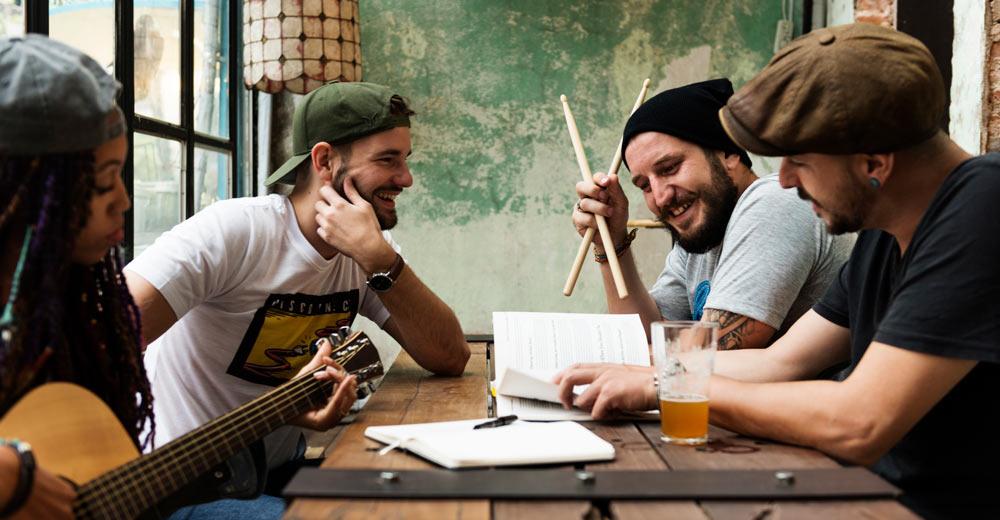 Free and global exposure sharing music on cXc Music - music.cxc.world.